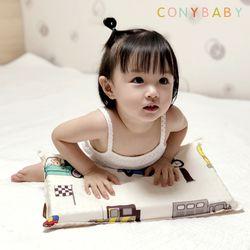 [CONY]꿀잠유아동라텍스베개(스쿨버스)