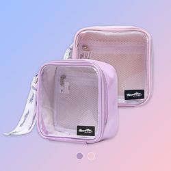 TWINKLE CANDY POUCH - SMALL (얼모스트블루 파우치)