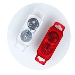 LED야간 안전등 운동화 클립 충격시 반짝임 ICLE17-152