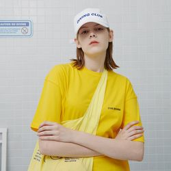 No diving tshirt-yellow