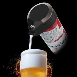 [펀띵템5%적립] 비어라떼 휴대용 포켓 맥주거품기 LMT-BB100