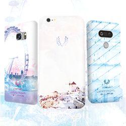 러블리 그래픽 핸드폰 케이스시즌3갤럭시노트8