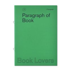 1 Paragraph-Book Lovers