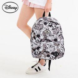디즈니 미키 기본 백팩 흑백  TGC62