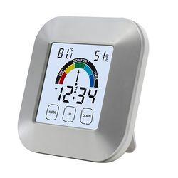 슈와츠 SCH02 터치스크린 온도습도계 CH1401857