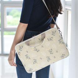 바투카 데일리라이크 lace flower 노트북가방 서류가방