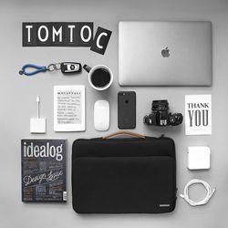 A14 맥북 노트북 가방 슬리브 13인치-13.5인치 블랙