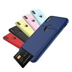 주머니 카드 젤리 케이스.LG G7(LM-G710)