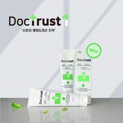 닥트러스트1 치약 100g X 4개 (천연치약 시린이치약)