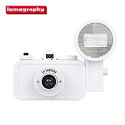 라 사르디나 DIY 에디션 - 화이트 35mm필름카메라