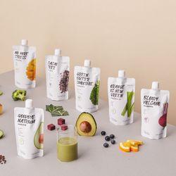 클렌즈주스 1주일 단기관리 프로그램 (34병)