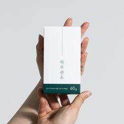 [펀띵템5% 적립] 하루산소 M (60g)