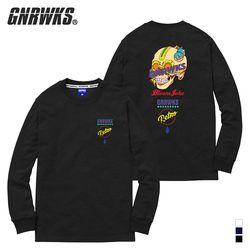 18FW 롱슬리브 티셔츠 GNL101