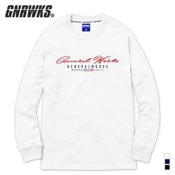 18FW 롱슬리브 티셔츠 GNL104