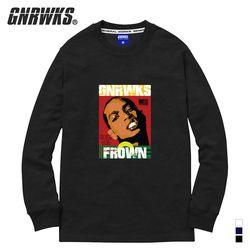 18FW 롱슬리브 티셔츠 GNL107