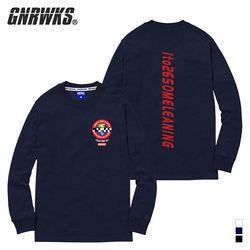 18FW 롱슬리브 티셔츠 GNL108