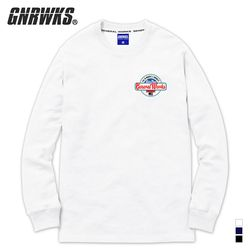 18FW 롱슬리브 티셔츠 GNL111