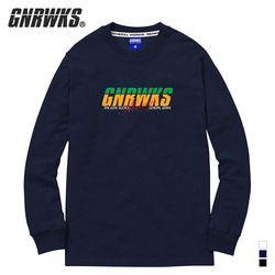 18FW 롱슬리브 티셔츠 GNL114