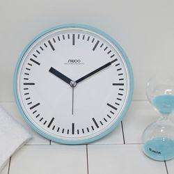 레트로컬러욕실방수흡착시계(5COLOR)