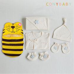 [CONY]출산준비물6종세트(반짝블루5종+티티보낭)