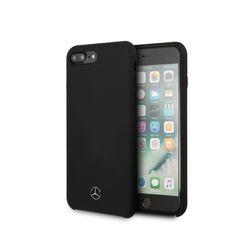 벤츠 아이폰8플러스 실리콘 핸드폰케이스