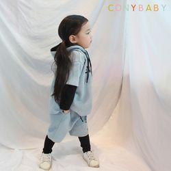 [CONY]세븐기모후드 상하복세트