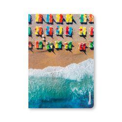 만년형 한달플래너 여름해변 - ver.7
