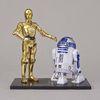 1:12 C-3PO & R2-D2 라스트제다이Ver. (스타워즈)