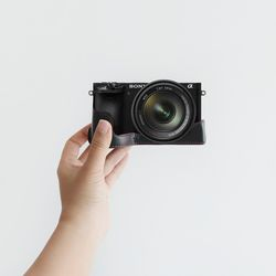 소니 Sony a6500 하프 카메라 속사 케이스 파우치 가방