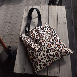 에코백 - Leopard Eco Bag