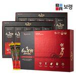 보령 6년근 홍삼정 스틱 스마트타임 2박스 (60포)