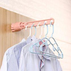 멀티 벽고정옷걸이 다용도옷걸이