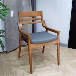 MAJESTIC 마제스틱 원목 식탁 의자