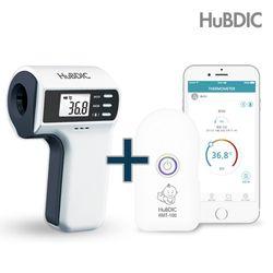 휴비딕 모니터링비접촉 HMT-100+FS-300 체온계 세트