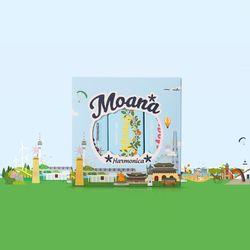 Moana 여행자를 위한 하모니카 (3종 패키지)