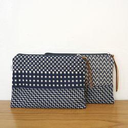 pattern mix pouch