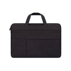 15인치 태블릿 노트북 포켓 가방파우치 블랙 FP-01