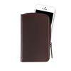 Daily Phone Pocket + (스마트폰 장지갑) Dark Brown