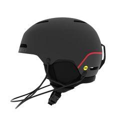 렛지 SL MIPS 보드스키 헬멧 - MATTE BLACK
