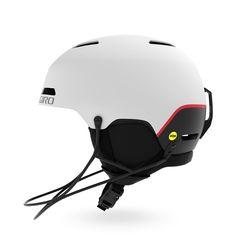렛지 SL MIPS 보드스키 헬멧 - MATTE WHITE