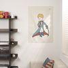 어린왕자 패브릭 포스터.가리개커튼 (M 사이즈)