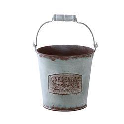 양철 바스켓 (그린)
