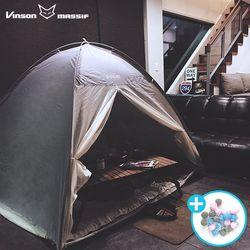 빈슨메시프-가성비 난방텐트 실내 방한 방풍 침대텐트(패밀리)