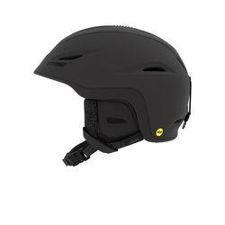 유니온 MIPS 아시안핏 보드스키 헬멧 - MATTE BLACK