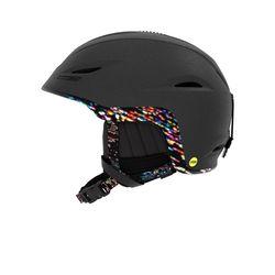 유니온 MIPS 아시안핏 보드스키 헬멧-MAT GRAPHITE DISTORTION