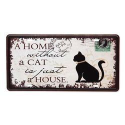 틴 포스터-Home a Cat
