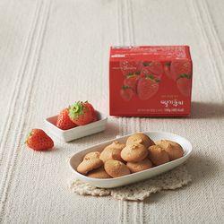 [위캔쿠키]우리밀 딸기쿠키