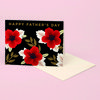 WILDFLOWERS HAPPY FATHER_S DAY CARD