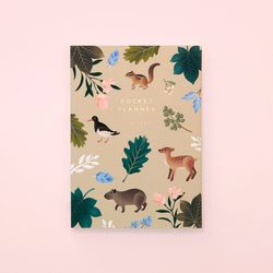 만년형 BOTANICAL POCKET PLANNER BEIGE