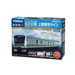 철도모형 베이직세트SD - E233계 우에노 도쿄 (N게이지)